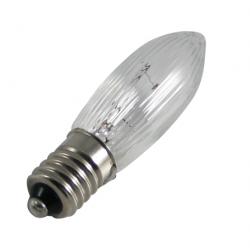 Spitzkerze 23V 3W (Schwibb. m. 10 Kerzen)