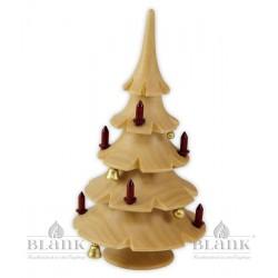 WB Weihnachtsbaum mit Glöckchen von Blank Kunsthandwerk, Gruenhainichen