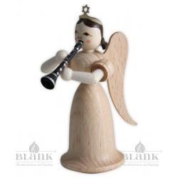 Langrockengel mit Klarinette