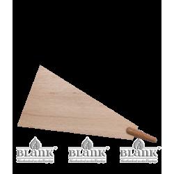 PG 010 FLUEGEL Ersatzteil für Dompyramide, natur - Rückseite
