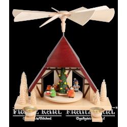 """Pyramide """"Kinderweihnacht"""""""