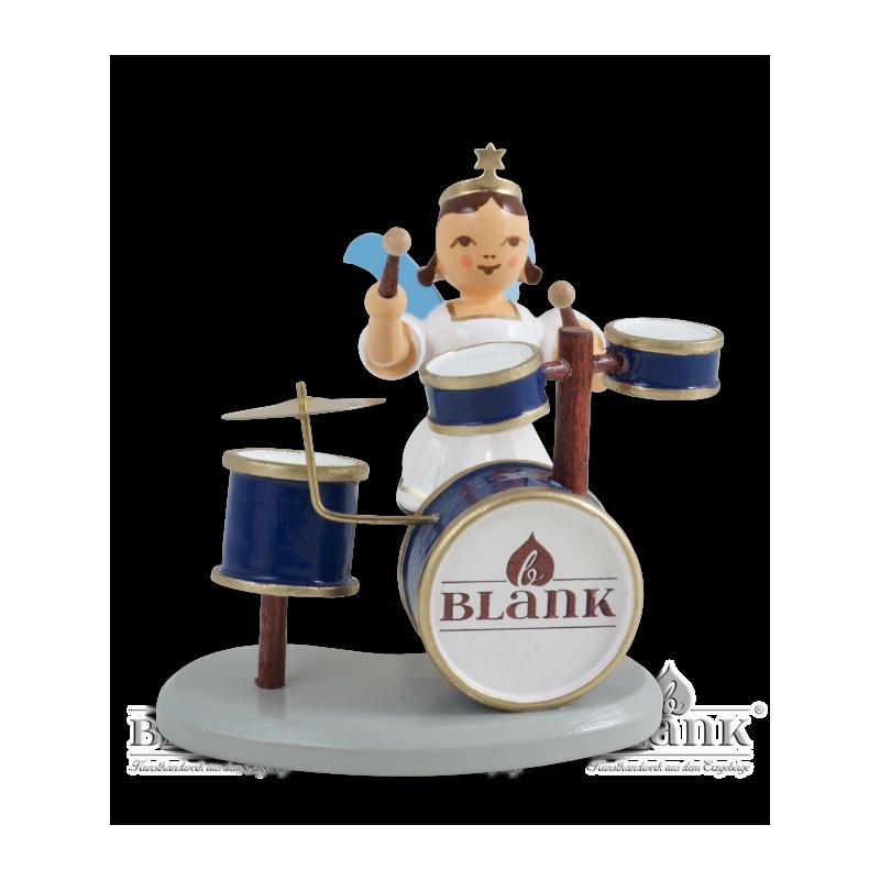 EKF 082 Kurzrockengel mit Schlagzeug, farbig