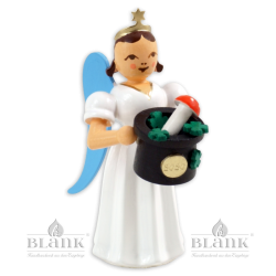 ELF 2020 Angel with Long Pleated Robe and Magic Hat, Special Edition 2020, coloured