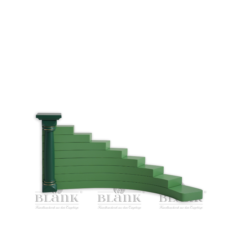 ETG 002 R Angels' Steps, green, right