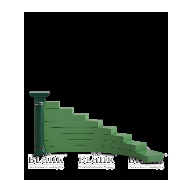 ETG 002 R Engelstufen, grün, rechts