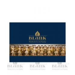 KATALOG Katalog BLANK und Franz Karl von Blank Kunsthandwerk, Gruenhainichen