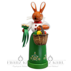 "7131 Incense Smoker ""Mrs. Rabbit"""