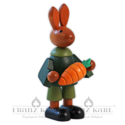 7142 Easter Bunny with Carrot