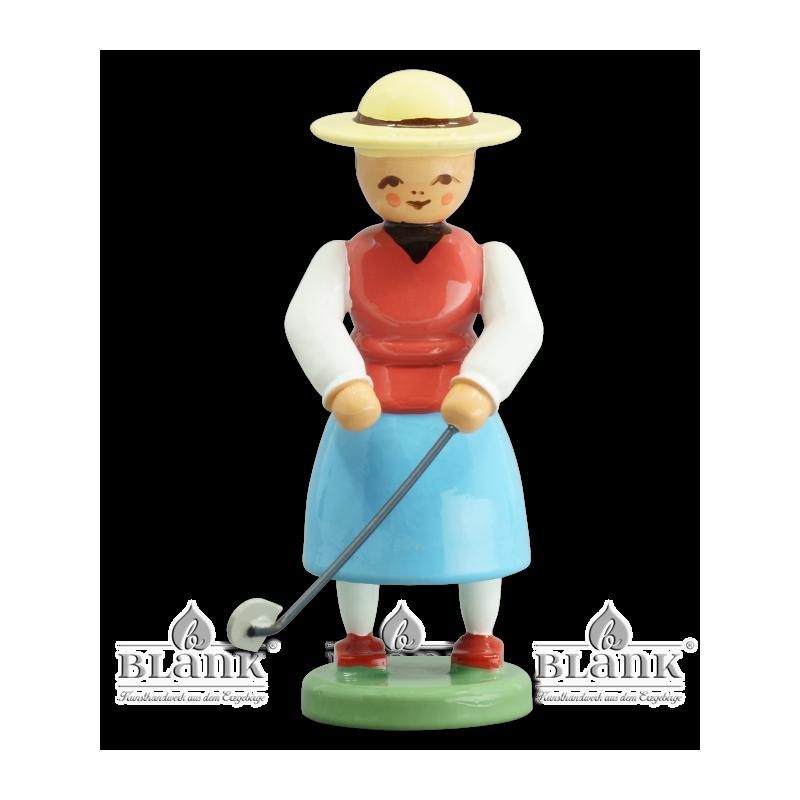GOF 001 Golfer Sweet Emmy, farbig