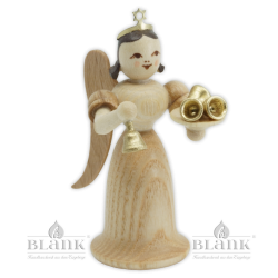 EL-M 009 Angel with Long Robe and Bells