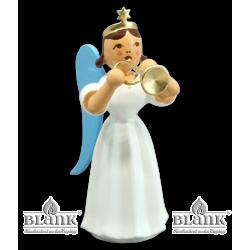 ELF 017 Langrockengel mit Trompete, farbig