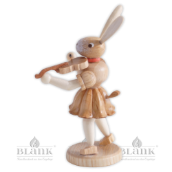 OH 011 Easter Bunny with Violine