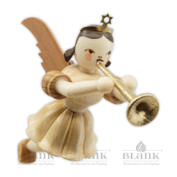 SE 011 Hanging Angel with Trombone