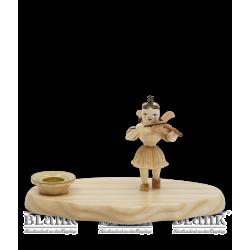 WO 004-1 Kleine Wolke mit Engelmusikant von Blank Kunsthandwerk, Gruenhainichen
