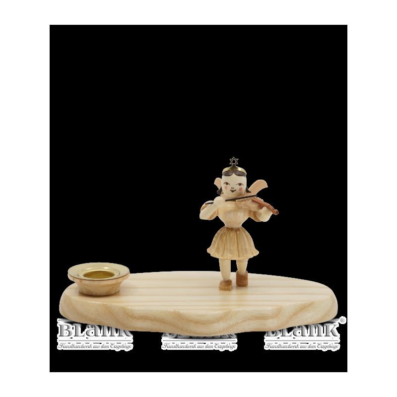 WO 004-1  Kleine Wolke mit Engelmusikant