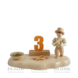 WO 004-3 Boy Congratulator with Set of Numbers 1-9