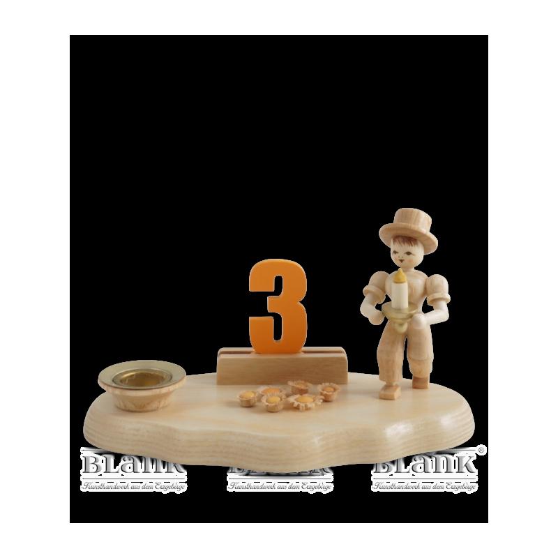 WO 004-3 Gratulanten-Junge mit Zahlensatz 0-9