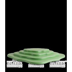 WOG 005 Wiese für Blumenkinder mit 4 Etagen, grün von Blank Kunsthandwerk, Gruenhainichen