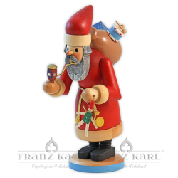 "1501 Incense smoker ""Santa"", red"