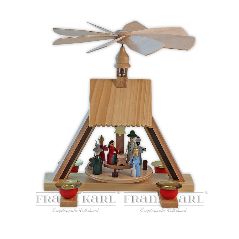 "2190 Pyramide ""Christi Geburt"""