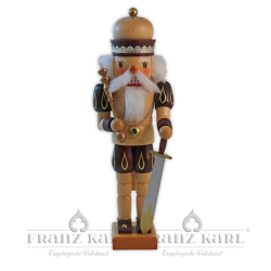 "3041 Nutcracker ""King"", natural"