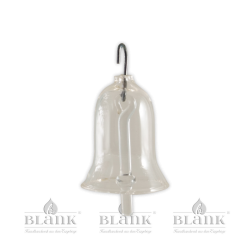 Glass Bell for Pyramid