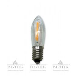 LED Riffelkerze 34 V