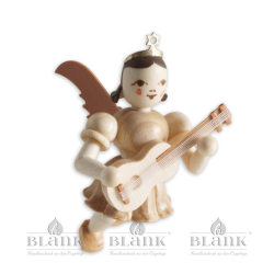 Hanging Angel with Guitar