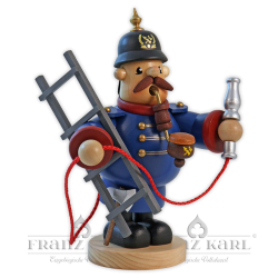 """Pipe smoker """"Firefighter"""" - 19 cm (7.5 inches)"""