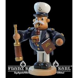 Pfeifenraucher Kapitän