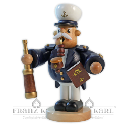 """Pipe smoker """"Captain"""" - 19 cm (7.5 inches)"""