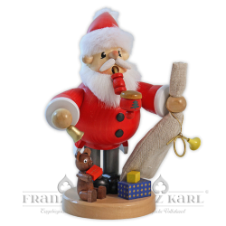 "Pipe smoker ""Santa Claus"" - 19 cm (7.5 inches)"