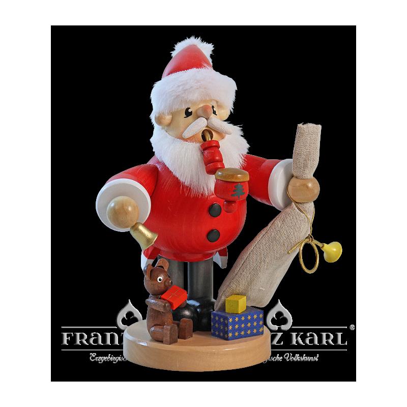 Pfeifenraucher Weihnachtsmann