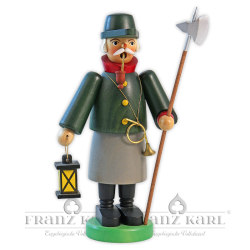 """Incense smoker """"Nightwatchman"""" - 22 cm (8.7 inches)"""