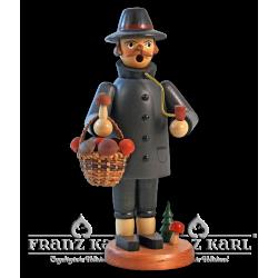 """Räuchermann """"Pilzsammler"""""""