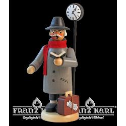 "Räuchermann ""Reisender"""