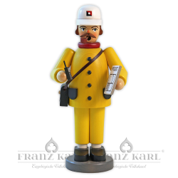 """Incense smoker """"Construction Manager"""" - 23 cm (9.1 inches)"""