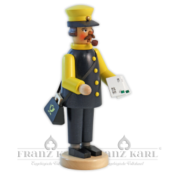 """Incense smoker """"Postman"""" - 22 cm (8.7 inches)"""