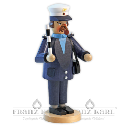 "Incense smoker ""Policeman"" - 22 cm (8.7 inches)"