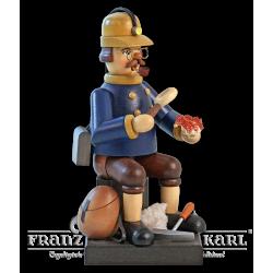 "Räuchermann ""Steenesammler Hart"""
