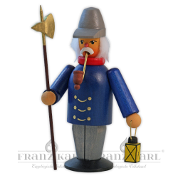 """Incense smoker """"Nightwatchman"""" - 14 cm (5.5 inches)"""