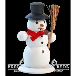"Incense smoker ""Snowman"""