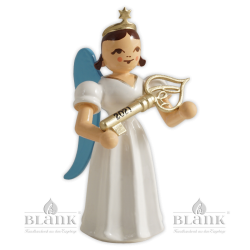 ELF 2021 Angel with Long Robe and Lucky Key, Limited Edition 2021, coloured