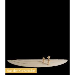 Grundplatte vor Sockel Engelwolke, natur (Figuren nicht enthalten)