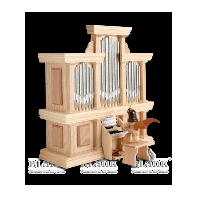 EK 050-SP Kurzrockengel an der Orgel