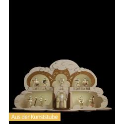 Engelstor Lichterbogen Engelstor, natur (ohne Figuren) von Blank Kunsthandwerk, Gruenhainichen