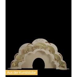 Engelstor-Erweiterung (Dekorationsbeispiel - Lieferung ohne Figuren)