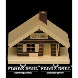 8150 Rauchhaus Skihütte von Blank Kunsthandwerk, Gruenhainichen
