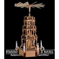 2600 Elektrischer Pyramidenunterbau mit 2630