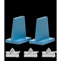 Unterbauteile für Schwibbogen, farbig - 1Paar